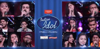 Indian Idol 2018 top 13 Contestants