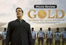 Gold movie review: akshay Kumar, moni Roy film