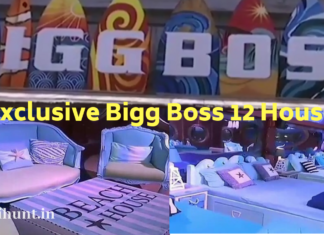 bigg boss 12 house picture