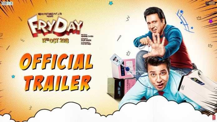 FryDay Trailer
