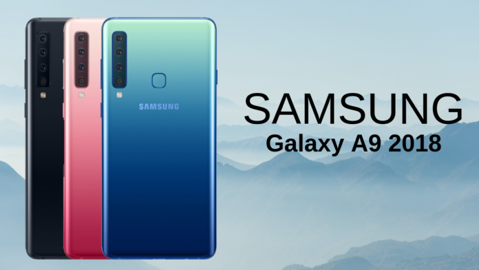 Samsung A9 2018 Price In India