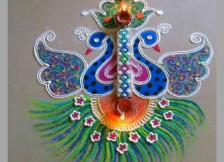 Latest Rangoli Designs 2018