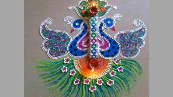 Latest Rangoli Designs 2018