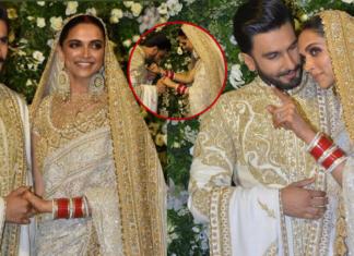 Deepika Padukone and Ranveer Singh Mumbai Reception Live