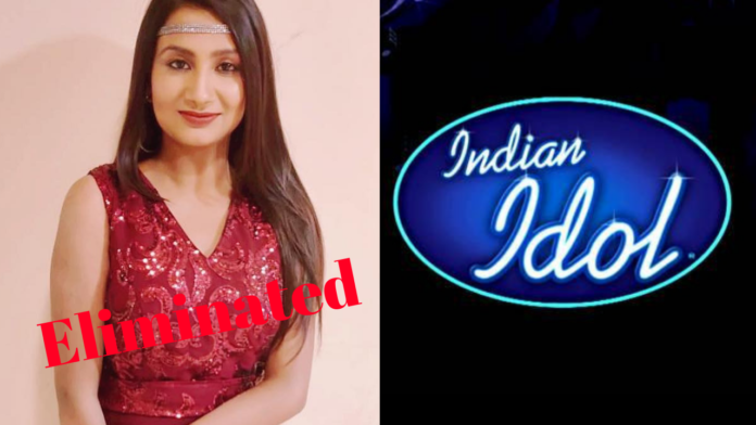 indian idol 10 renu nagar eliminated
