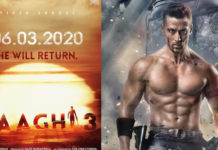 baaghi 3 poster
