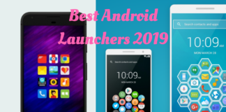best android launchers 2019