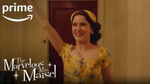 The Marvelous Mrs. Maisel, Season 2