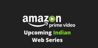 upcoming indian web series on amazon prime