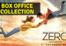 zero box office collection
