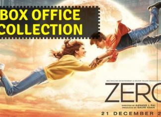 zero box office collection