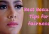 Best Beauty Tips for fairness