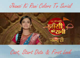 Jhansi Ki Rani Colors Tv Serial