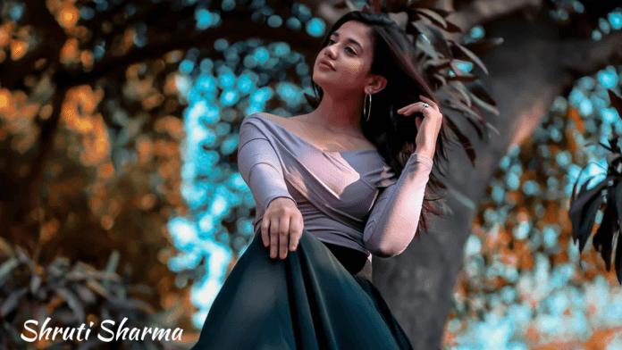 Shruti Sharma serial