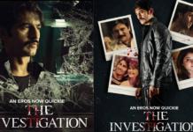 The Investigation Web Series