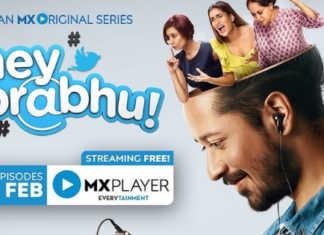 Hey prabhu mx player web series