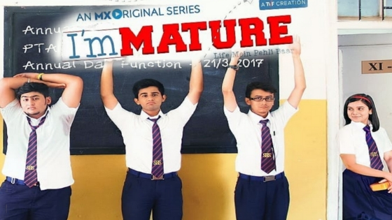 ImMature Mx Player Web Series Release date, Review, Cast, Story
