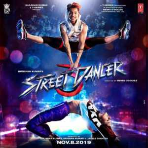 Street Dancer Movie Poster