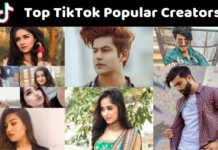 TikTok popular Creators