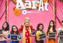 Aafat Mx Player Web Series