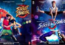 street dancer movie