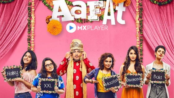 Aafat 2019 Hindi WebSeries