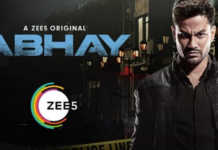 abhay zee5 web series