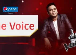 star plus the voice judges