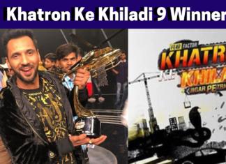 Khatron ke khiladi 9 winner