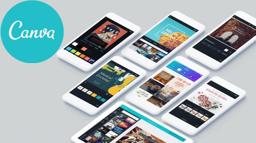 Canva best Image Design apps