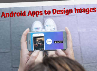 Image design apps