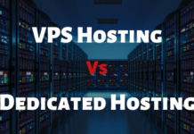 VPS Hosting vs dedicated hosting