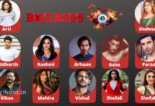 Bigg Boss 13 winner