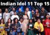 Indian Idol 11 contestants