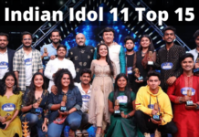 Indian Idol 11 contestants
