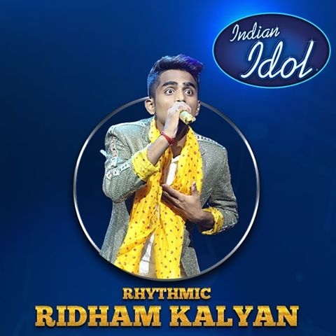 indian idol ridham kalyan