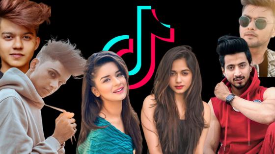 TikTok Stars in India in 2020