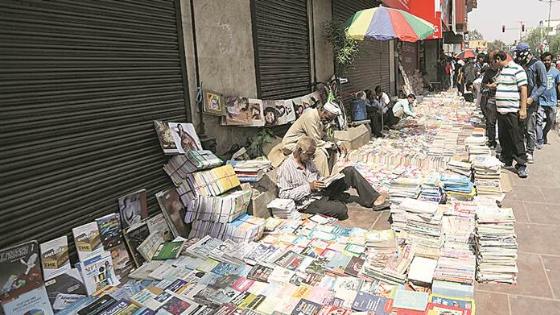 delhi chandni chowk street market