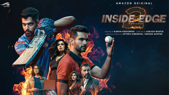 inside edge 2 web series in december 2019