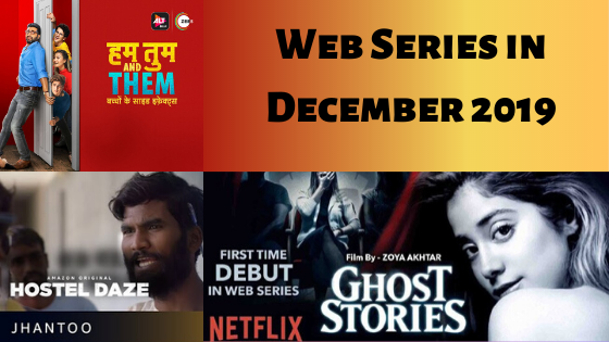 Web Series in December 2019