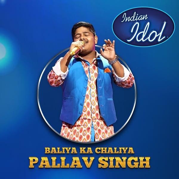 pallav indian idol 11