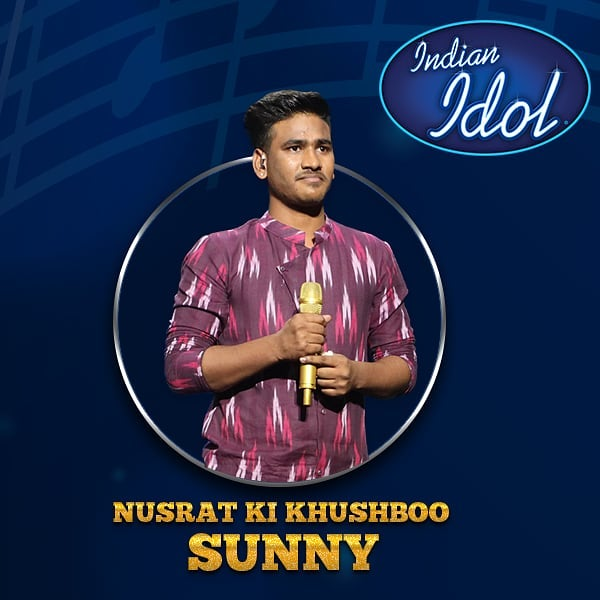 indian idol contestant sunny