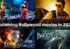 upcoming Bollywood movies in 2020