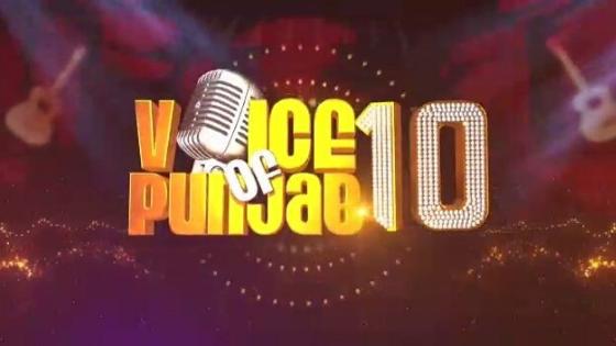 voice of punjab season 10