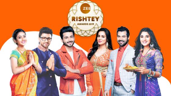 zee rishtey awards 2019 voting