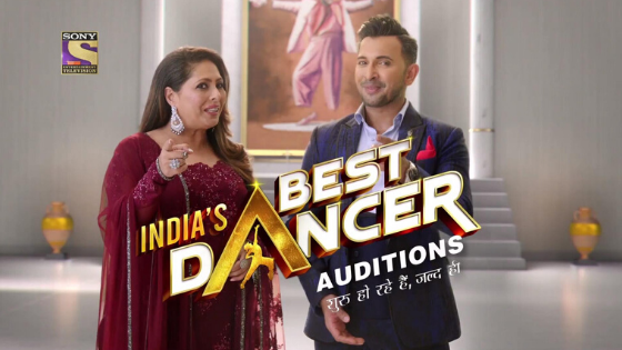 Indias Best Dancer Auditions