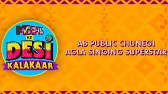 MTV Beats ke Desi Kalakaar