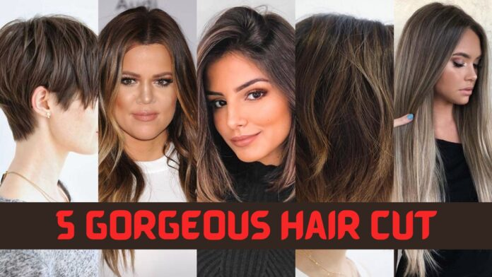 Haircuts for Women with Round Face