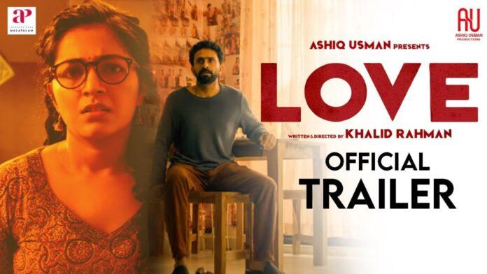 Malayalam movie Love