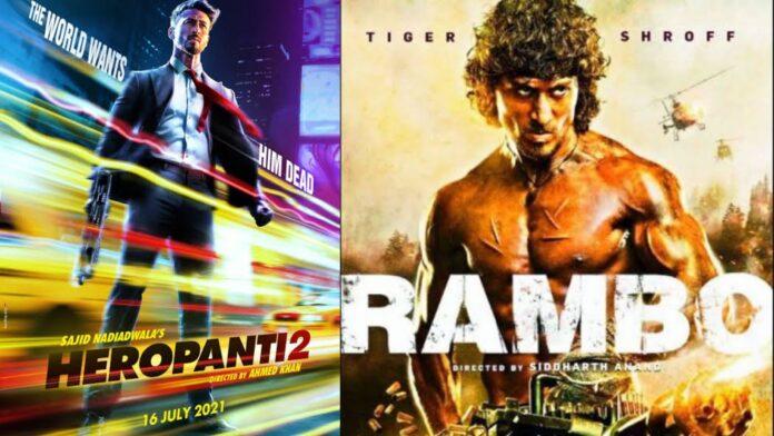 Tiger shroff Films